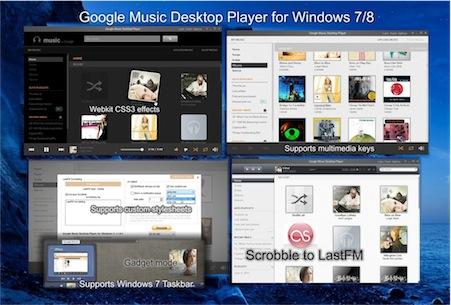 Google Music Desktop Player, l'app per gestire il servizio da PC