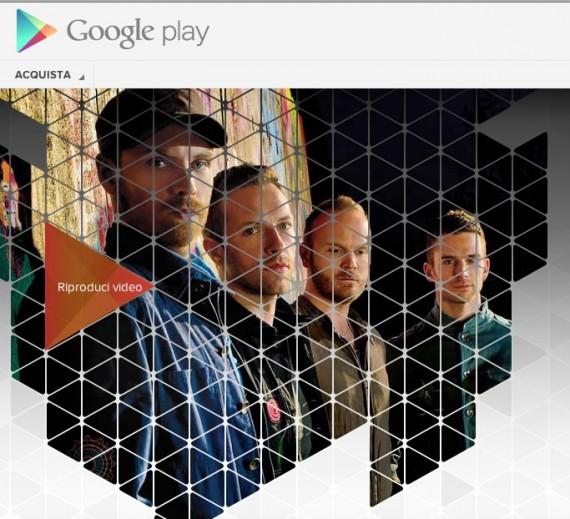 Google Play Music disponibile anche in Italia