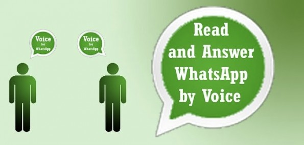 Utilizziamo WhatsApp con i comandi vocali grazie a Voice per WhatsApp