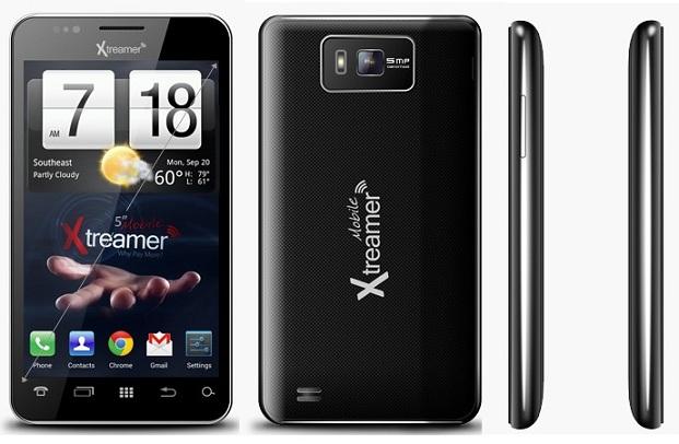 Xtreamer: il primo smartphone Android gestito dalla community