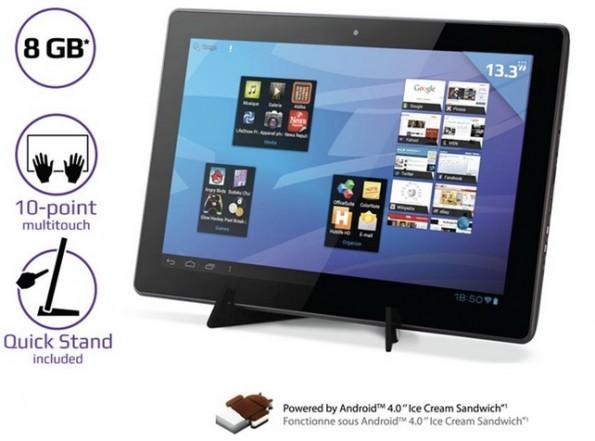 Archos presenta il tablet FamilyPad a 299€