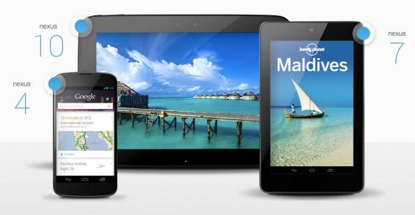 Google rende disponibili le Factory Image di Android 4.1.2