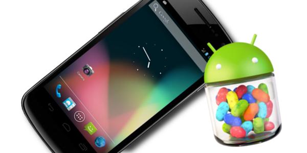 Galaxy Nexus: arriva il primo porting di Android 4.2