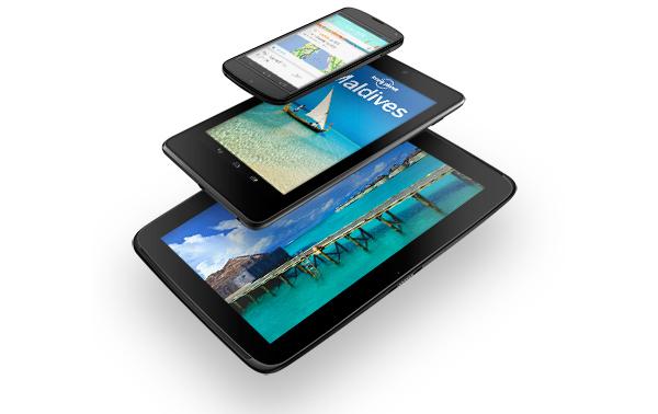Nexus 4 subito esaurito su Google Play, Nexus 10 ancora disponibile