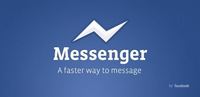 Facebook Messenger sarà il servizio concorrente di WhatsApp