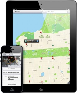 Mappe-iOS6-Apple
