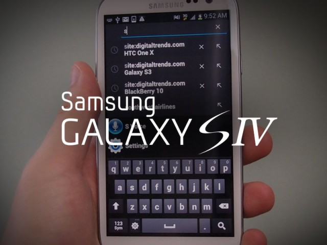 Il Samsung Galaxy S4 in un video: un concept molto interessante