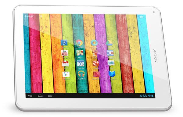 Archos 97 Titanium HD: un tablet con una stupefacente risoluzione