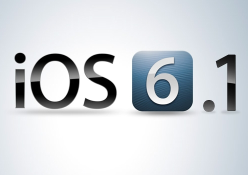 Apple rilascia iOS 6.1 finale agli utenti con iPhone, iPad ed iPod Touch