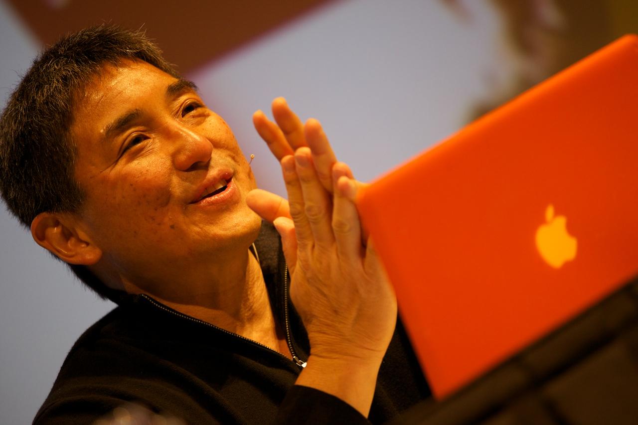 "Guy Kawasaki, ex Apple: ""Android superiore ad iOS"""