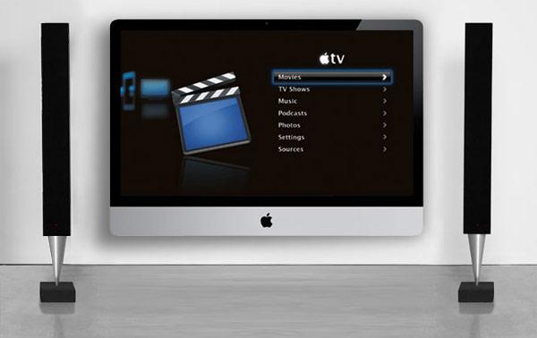 Apple: al via i test della iTv