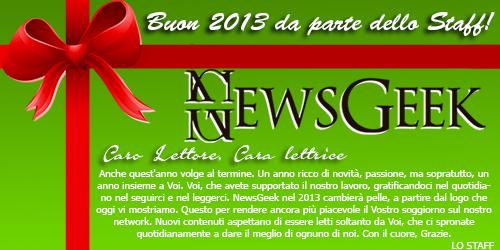 Buon anno da NewsGeek!