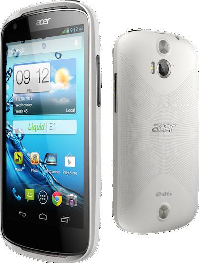 In arrivo Acer Liquid E1