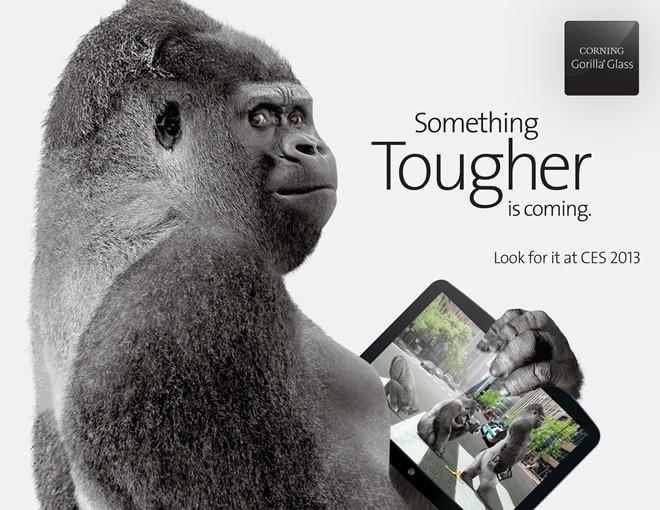 Gorilla Glass 3 confermato al CES 2013