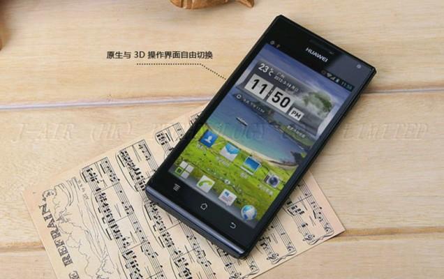 Huawei Ascend P2 ecco le specifiche tecniche