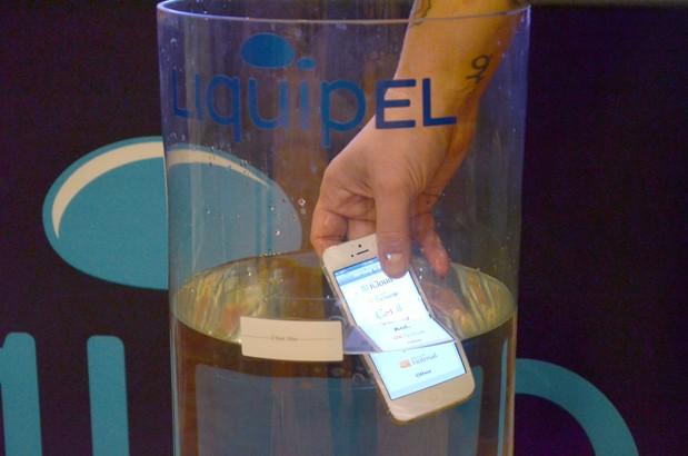 Liquipel 2.0 rende i nostri smartphone impermeabili