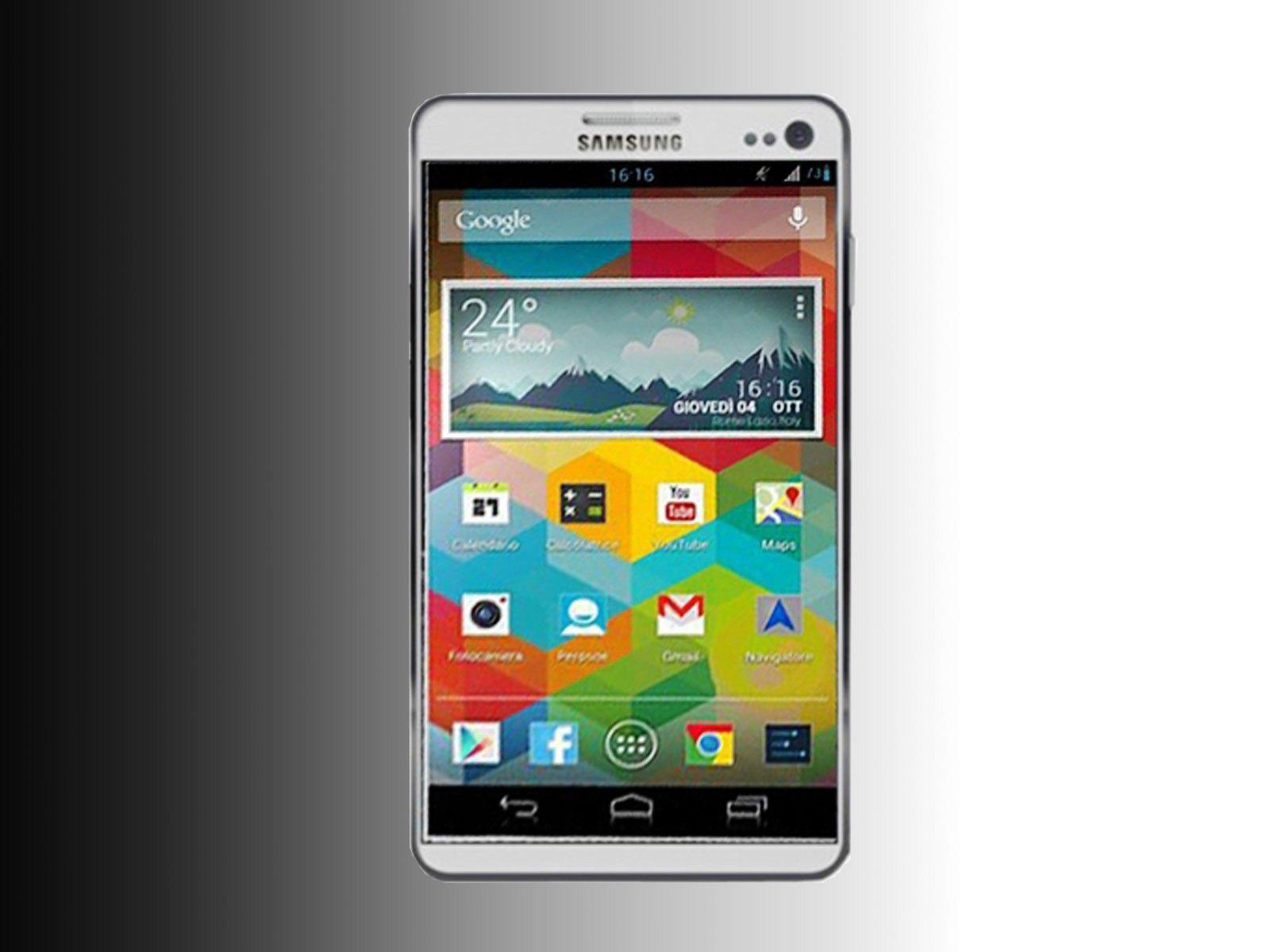 Samsung Galaxy SIV: più sottile, più leggero e in metallo
