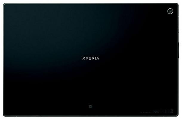 Sony annuncia il nuovo Xperia tablet Z