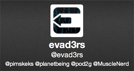 evad3rs è il nuovo team di hacker che lavora sul jailbreak