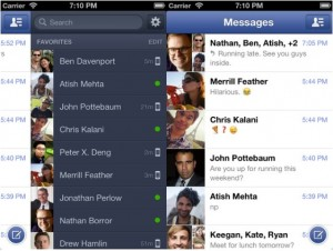 facebook-messenger-app