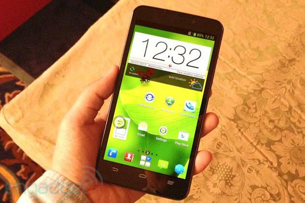 ZTE Grand Memo il nuovo smartphone in arrivo al MWC
