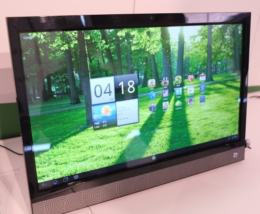 Acer presenta il display All in One con Android da 21,5 pollici