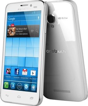Alcatel presenta i nuovi smartphone One Touch Fire, Snap e Snap LTE