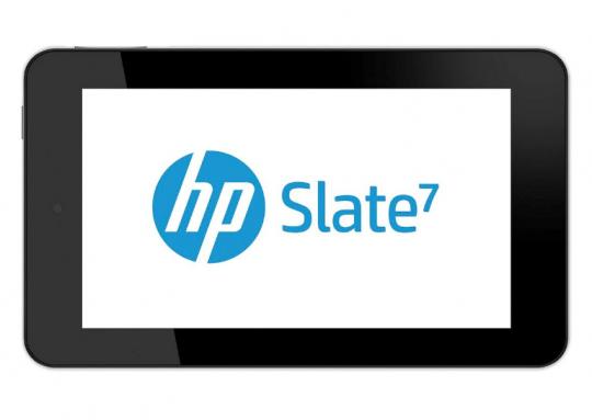 MWC2013: HP presenta lo Slate 7 il nuovo tablet Android da 7 pollici