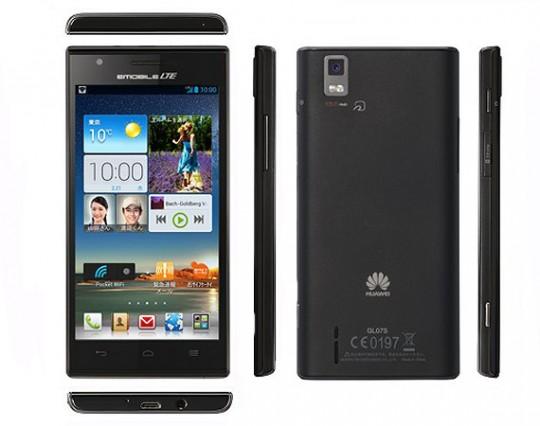 Huawei prepara un super smartphone da 4.9″ per contrastare il Galaxy S4