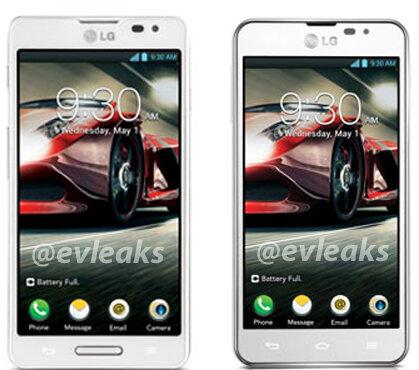 Ecco le prime immagine degli smartphone LG Optimus F7 ed F5