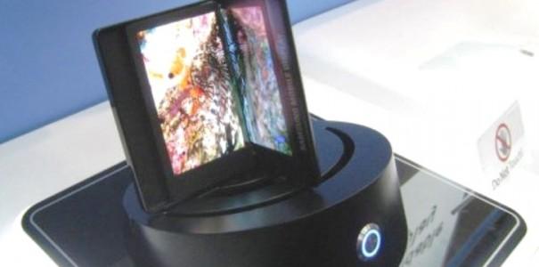 Samsung Galaxy Q: arriva il primo device con schermo pieghevole?