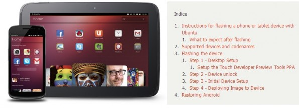 Come installare ubuntu su nexus