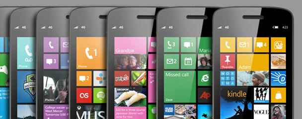 E' arrivato ufficialmente l'aggiornamento a Windows Phone 7.8