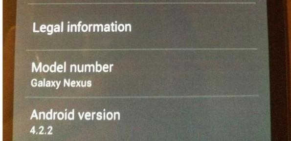Android 4.2.2 Jelly Bean arriverà entro la fine di febbraio