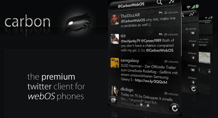 Carbon: La migliore Twitter-Related-App di sempre   Video first look