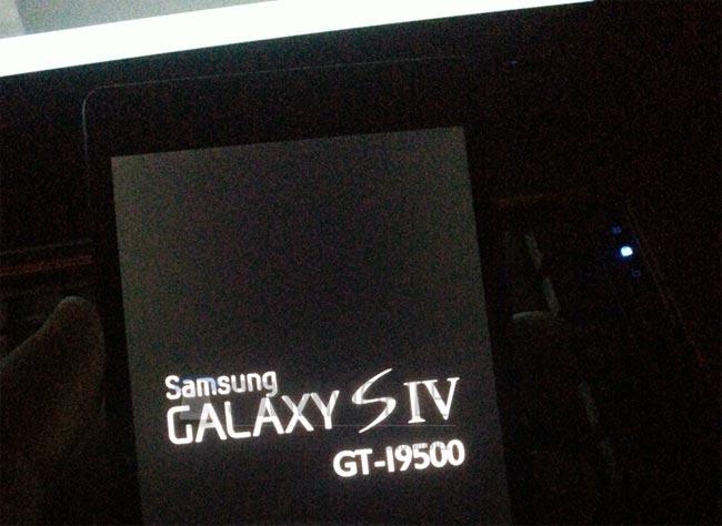Samsung Galaxy S4: prime specifiche ed immagini leaked