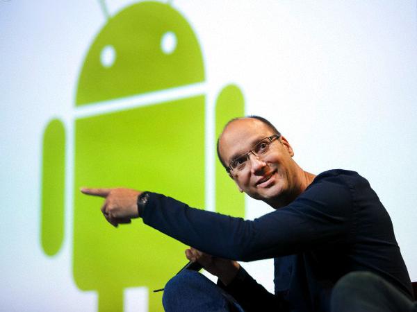 Cambia il capo in Android via Andy Rubin al suo posto Sundar Pichai