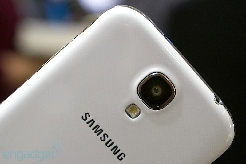 Samsung Galaxy S4: ecco gli sfondi, suonerie ed il dump