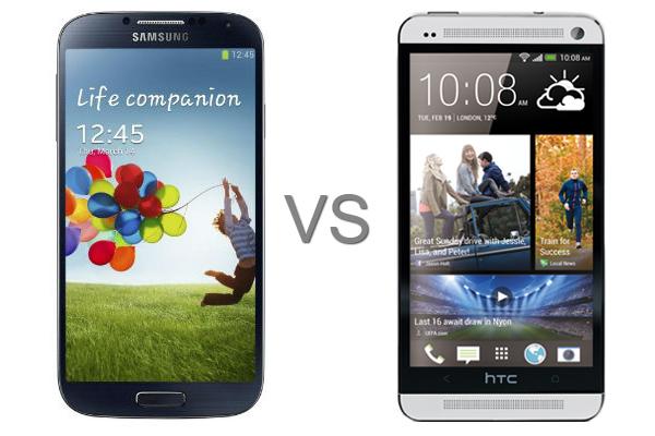Samsung Galaxy S4 vs HTC One: ecco il videoconfronto