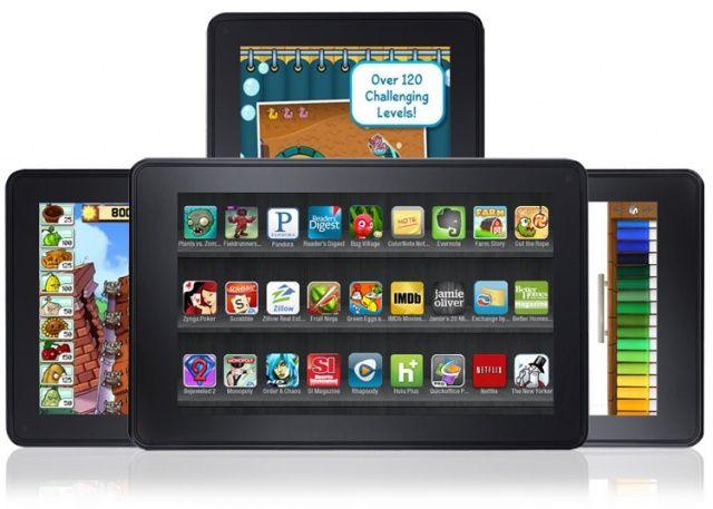Amazon rilascerà un nuovo Kindle Fire al prezzo di 99$