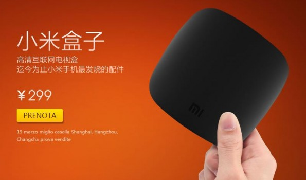 Xiaomi-Box
