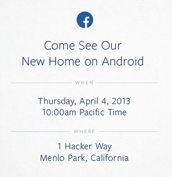 Facebook starebbe per lanciare un proprio smartphone