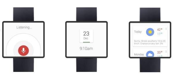 Anche Google al lavoro su uno smartwatch Android