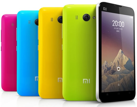 Xiaomi presenta il Mi2S uno smartphone con display da 4.3″