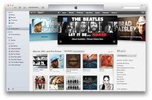 iTunes-Apple