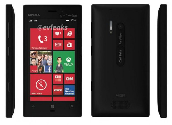 Nuovi dettagli riguardanti il Nokia Lumia 928 di Verizon
