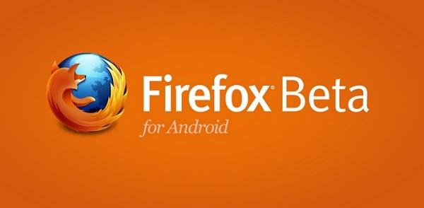 Disponibile per Android Mozilla Firefox 21