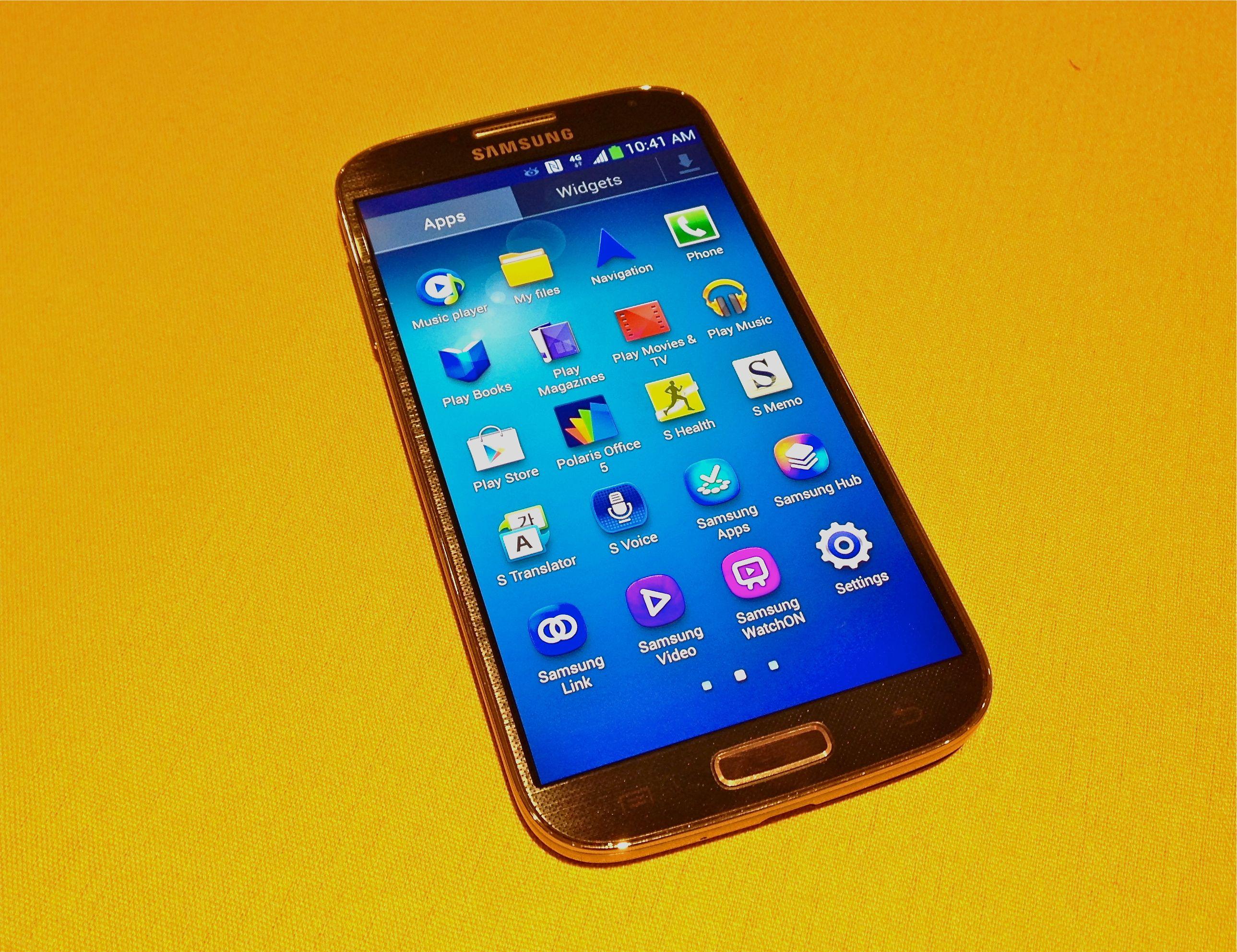 Disponibile il nuovo aggiornamento Vodafone I9505XXUAME2 per Galaxy S4
