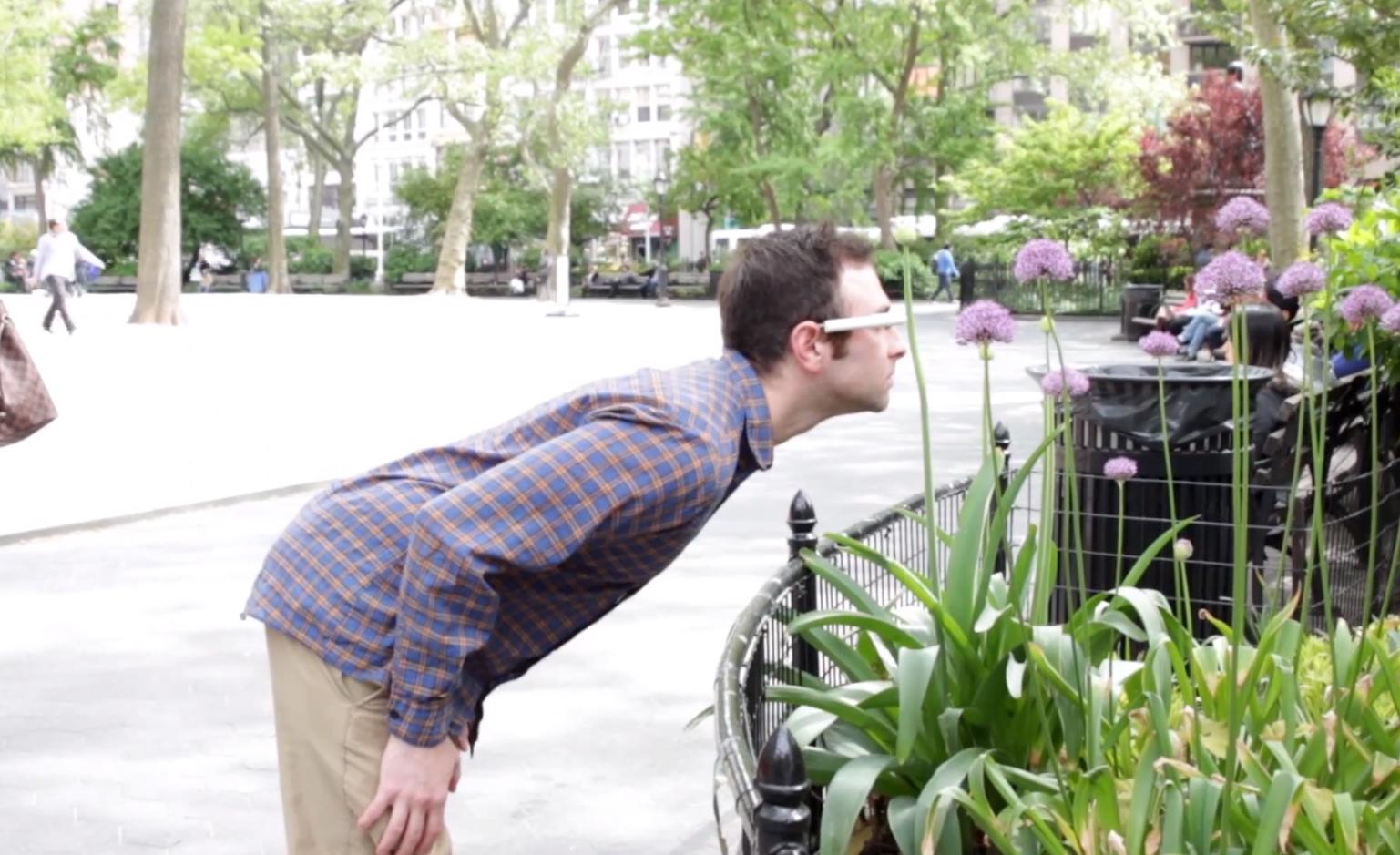 E' davvero complicato fotografare con i Google Glass? Forse!