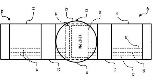 Google: depositato un nuovo brevetto relativo ad uno smartwatch
